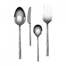 Vera Wang Hammered 4 Piece Hostess Set