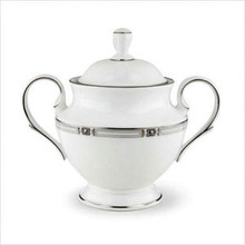 Lenox Westerly Platinum Sugar Bowl