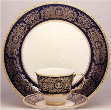 Pickard TIARA ROYALE 5 PIECE PLACE SETTING