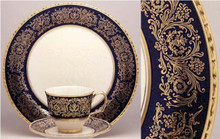 Pickard Tiara Royale Butter Plate