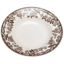 "Spode Delamere Soup Plate 9"" (Set of 4)"