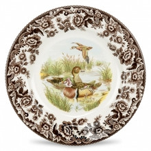 "Spode Woodland Pheasant Dinner Plate 10"" (set of 4)"