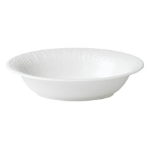 WEDGWOOD NANTUCKET BASKET OVAL OPEN VEGETEABLE