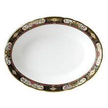 Royal Crown Derby Chelsea Garden Medium Oval Platter 13""