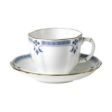 Royal Crown Derby Grenville Teacup & Saucer