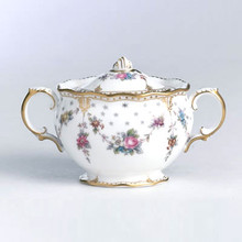 Royal Crown Derby ROYAL ANTOINETTE COVERED SUGAR LARGE SIZE 55.5 oz.