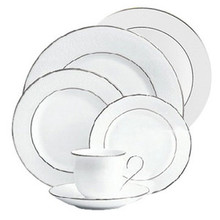 Lenox Hannah Platinum 6 Piece Place Setting