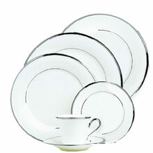 Lenox SOLITAIRE WHITE 6 PIECE SETTING
