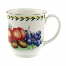 Villeroy & Boch French Garden Fleurence Mug 14 Oz. (Set of 4)