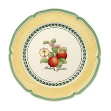 Villeroy & Boch French Garden Valence Dinner Plate: Apple (Set of 4)
