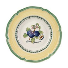Villeroy & Boch French Garden Valence Rim Soup: Plum (Set of 4)