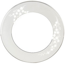 "Lenox Bellina Accent Plate 9"" (Set of 4)"