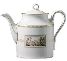 Richard Ginori Fiesole Coffee Pot 27.39 oz.