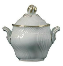 Richard Ginori San Remo Covered Sugar Bowl 10.15 oz.