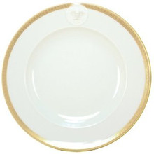 Versace Medusa D'or Dinner Plate 10.5""