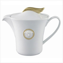 Versace Medusa D'or Tea Pot 43 Oz