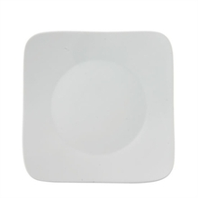 Rosenthal Free Spirit White Square Dinner Plate 10 1/2""