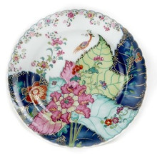 Mottahedeh Tobacco Leaf Bread & Butter Plate 7.5""