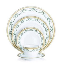 Royal Crown Derby Titanic 5 Piece Place Setting