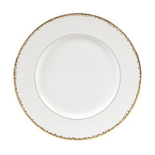 Vera Wang Gilded Leaf Dinner Plate 10.75""