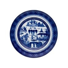 Mottahedeh Blue Canton Bread And Butter Plate (Set of 4)