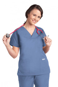 308T - Mobb Women Scrub Top