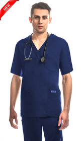 Mobb Scrub Top