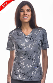 523T - Mobb Scrub Top