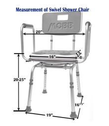 Mobb swivel chair