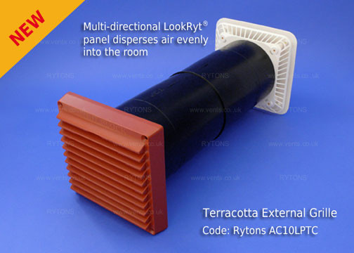 Air Vent 100cm Free Area