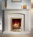 Cartmel Limestone Fireplace - Gallery Fireplace Collection