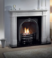 Chiswick Cararra Marble Surround - Gallery Fireplace Collection