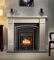 Monroe Cast Iron Fascia - Gallery Fireplace Collection