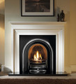 Jubilee Cast Iron Insert - Gallery Fireplace Collection
