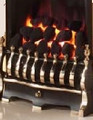 "Ultima Fires 16"" Taper Gas Fire Only With Coals"