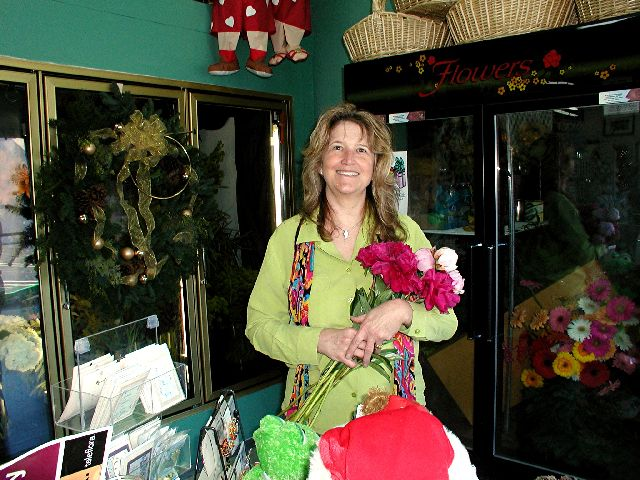 Blooming Gardens Flowers Barbara Wilson