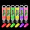Glitter Glow Paint 1 oz Tubes Assorted Colors