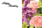 Happy Birthday - Bouquet