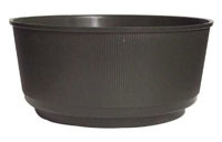 210mm Green Bulb Bowl (pack of 5)
