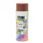 400ml Medium Brown Euro-Aerosols Spray Paint