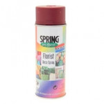 400ml Burgundy Red Euro-Aerosols Spray Paint
