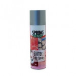300ml Silver Glitter Spray Paint