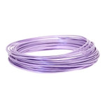 Light Purple Aluminium Wire (100G x 2mm)