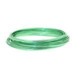 Emerald Green Aluminium Wire (100G x 2mm)