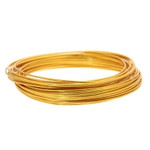 Gold Aluminium Wire (100G x 2mm)