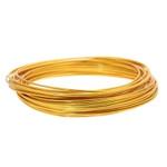 Gold Aluminium Wire (100G x 2mm)