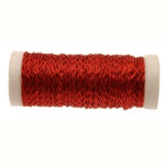 Red Bullion Wire 25g