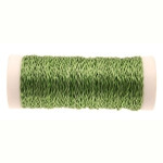 Lime Green Bullion Wire 25g