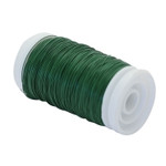 Green Reel Wire 32 SWG (x10) (0.26mm)