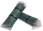 Stub 24 SWG x 12 inch 1kg Green (310x0.56mm)